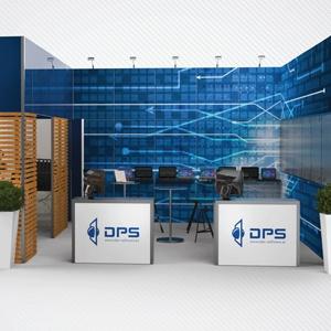 Stoisko wystawiennicze dla firmy z branży IT